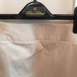 Brooks brothers khaki skirt